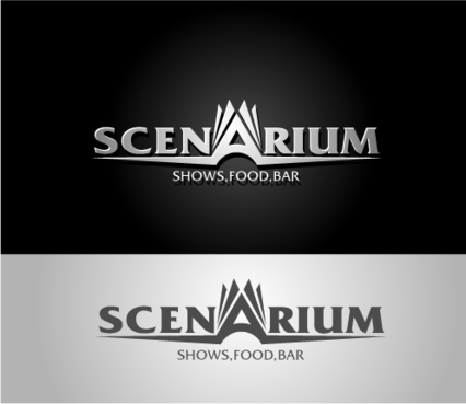 Scenarium  A Logo, Monogram, or Icon  Draft # 590 by NileshSaha