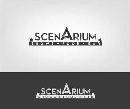 Scenarium  A Logo, Monogram, or Icon  Draft # 595 by SiDong