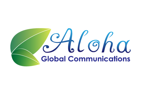 Aloha Global Communications A Logo, Monogram, or Icon  Draft # 3 by Adrienne