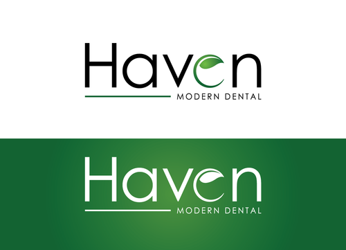 Haven Modern Dental A Logo, Monogram, or Icon  Draft # 306 by raigraphics