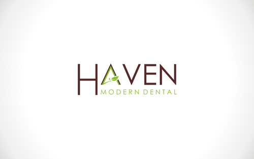 Haven Modern Dental A Logo, Monogram, or Icon  Draft # 352 by kanayaadvertising
