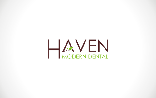 Haven Modern Dental A Logo, Monogram, or Icon  Draft # 359 by kanayaadvertising