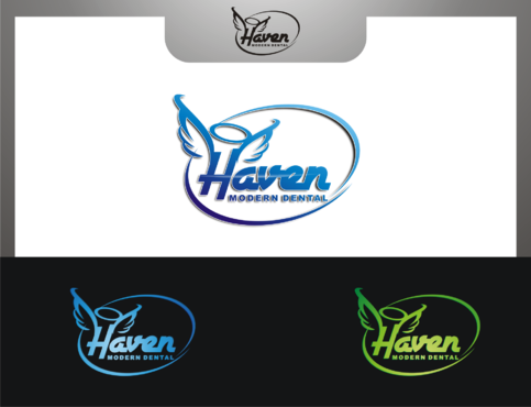 Haven Modern Dental A Logo, Monogram, or Icon  Draft # 424 by theMOON