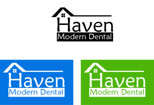 Haven Modern Dental A Logo, Monogram, or Icon  Draft # 523 by patrickjohn072691