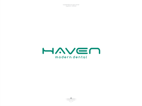 Haven Modern Dental A Logo, Monogram, or Icon  Draft # 533 by ansgrav