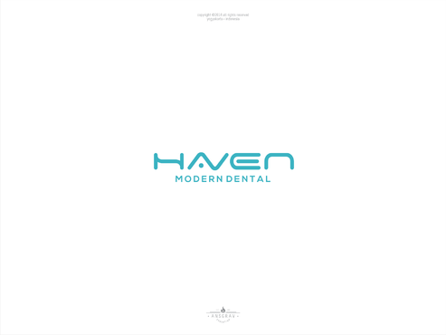 Haven Modern Dental A Logo, Monogram, or Icon  Draft # 534 by ansgrav