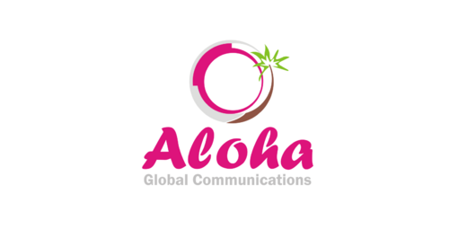 Aloha Global Communications A Logo, Monogram, or Icon  Draft # 5 by ArtDesign