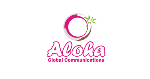 Aloha Global Communications A Logo, Monogram, or Icon  Draft # 6 by ArtDesign