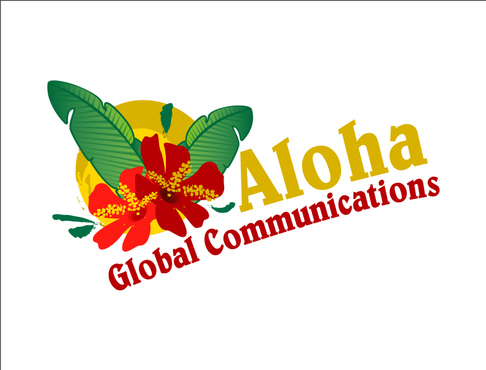 Aloha Global Communications A Logo, Monogram, or Icon  Draft # 7 by vector