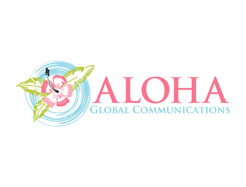 Aloha Global Communications A Logo, Monogram, or Icon  Draft # 10 by vector