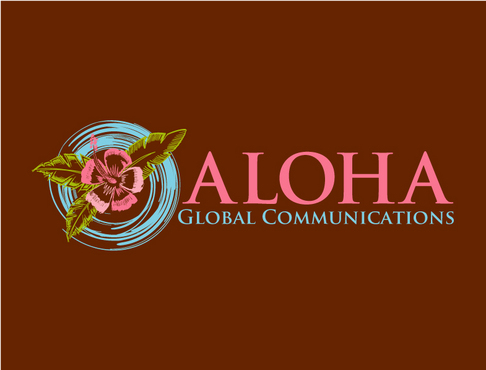Aloha Global Communications A Logo, Monogram, or Icon  Draft # 11 by vector