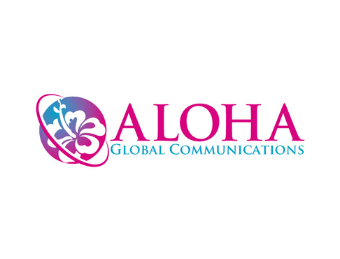 Aloha Global Communications A Logo, Monogram, or Icon  Draft # 12 by vector