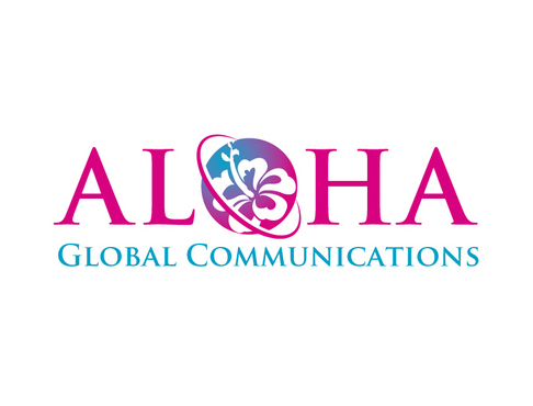 Aloha Global Communications A Logo, Monogram, or Icon  Draft # 13 by vector