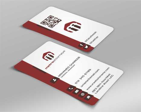 metroattorneys Business Cards and Stationery  Draft # 291 by Dawson