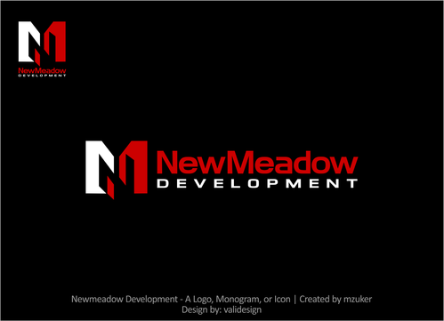 Newmeadow Development A Logo, Monogram, or Icon  Draft # 212 by validesign