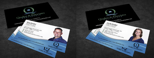 Q&A Business cards