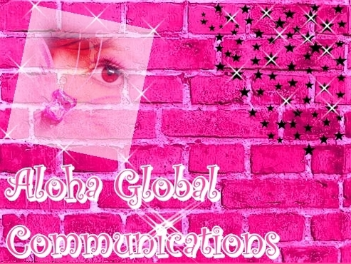 Aloha Global Communications A Logo, Monogram, or Icon  Draft # 14 by mariarahman
