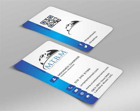 Business Card and Stationary for MTBM Global Rehabilitation Business Cards and Stationery  Draft # 179 by Dawson