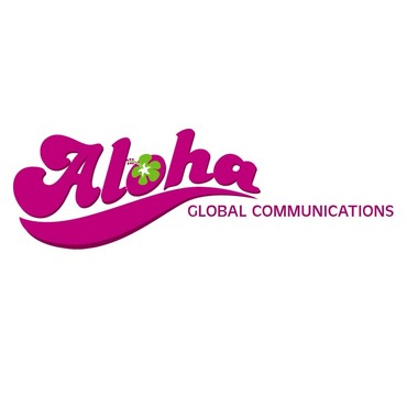 Aloha Global Communications A Logo, Monogram, or Icon  Draft # 19 by classicrock