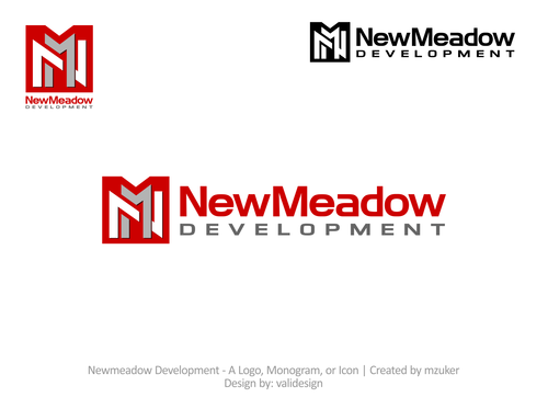 Newmeadow Development A Logo, Monogram, or Icon  Draft # 370 by validesign
