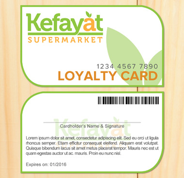 Kefayat supermarket  Marketing collateral  Draft # 6 by miriancalin