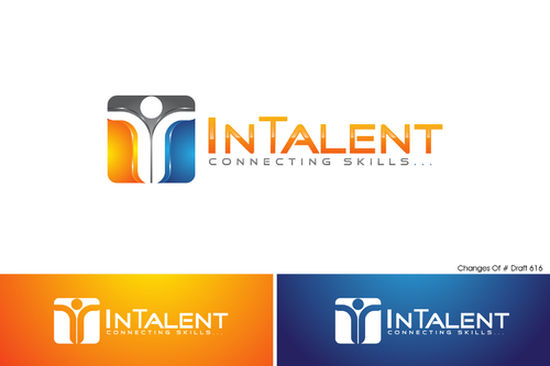 InTalent A Logo, Monogram, or Icon  Draft # 632 by Bitdefender