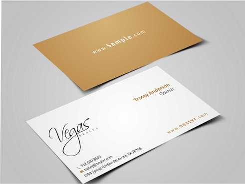 Vegas Realty  Business Cards and Stationery  Draft # 34 by Dawson