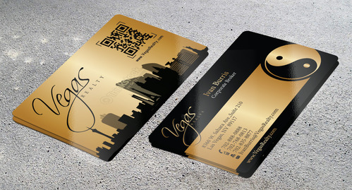 Vegas Realty  Business Cards and Stationery  Draft # 75 by Achiver