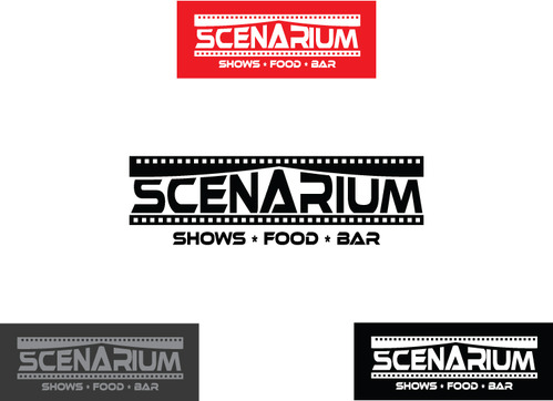 Scenarium  A Logo, Monogram, or Icon  Draft # 620 by riddle