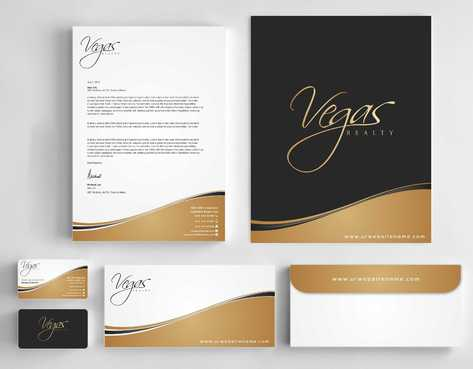 Vegas Realty  Business Cards and Stationery  Draft # 93 by Dawson