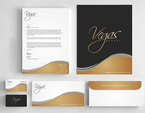 Vegas Realty  Business Cards and Stationery  Draft # 92 by Dawson