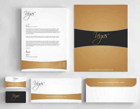 Vegas Realty  Business Cards and Stationery  Draft # 95 by Dawson