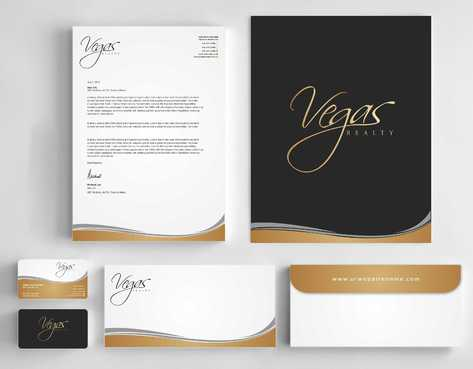 Vegas Realty  Business Cards and Stationery  Draft # 101 by Dawson