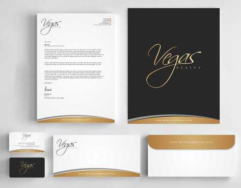 Vegas Realty  Business Cards and Stationery  Draft # 102 by Dawson