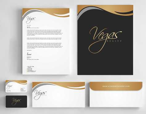 Vegas Realty  Business Cards and Stationery  Draft # 108 by Dawson