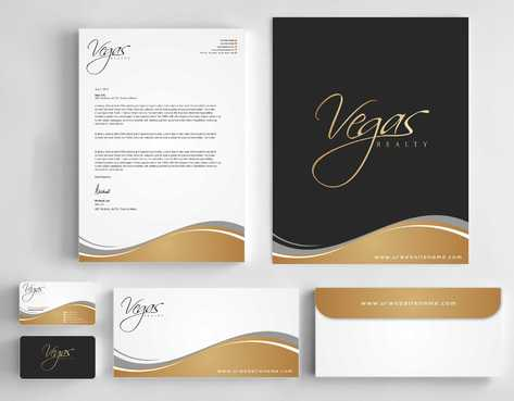 Vegas Realty  Business Cards and Stationery  Draft # 109 by Dawson