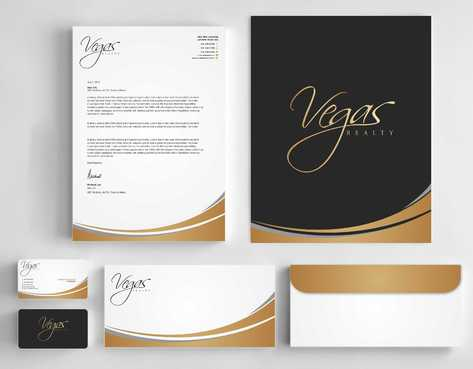 Vegas Realty  Business Cards and Stationery  Draft # 119 by Dawson