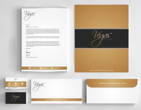 Vegas Realty  Business Cards and Stationery  Draft # 123 by Dawson