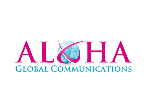 Aloha Global Communications A Logo, Monogram, or Icon  Draft # 20 by vector
