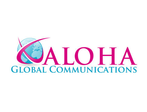 Aloha Global Communications A Logo, Monogram, or Icon  Draft # 21 by vector