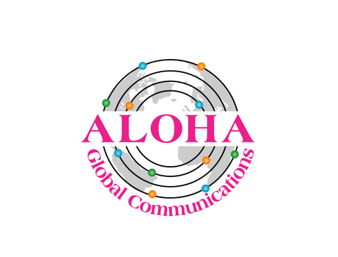 Aloha Global Communications A Logo, Monogram, or Icon  Draft # 22 by vector