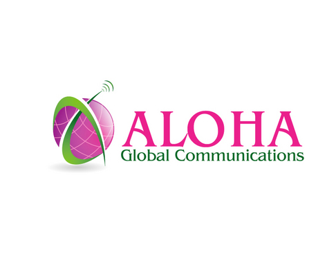 Aloha Global Communications A Logo, Monogram, or Icon  Draft # 23 by vector