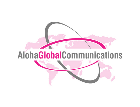 Aloha Global Communications A Logo, Monogram, or Icon  Draft # 25 by vector