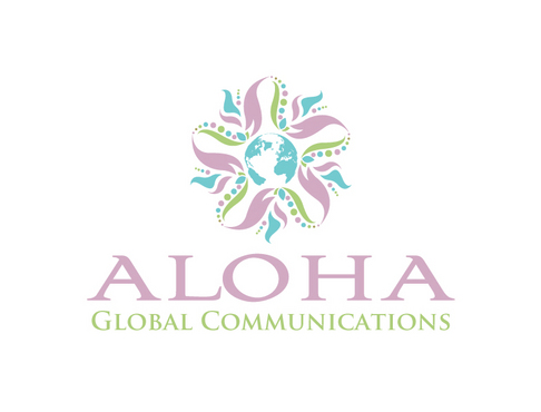 Aloha Global Communications A Logo, Monogram, or Icon  Draft # 26 by vector