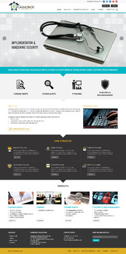 Carapace Website Complete Web Design Solution Winning Design by pivotal