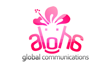 Aloha Global Communications A Logo, Monogram, or Icon  Draft # 31 by Zohair