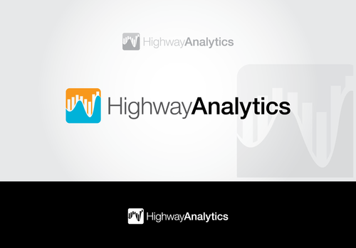 Highway Analytics A Logo, Monogram, or Icon  Draft # 3 by Kakie