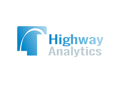 Highway Analytics A Logo, Monogram, or Icon  Draft # 24 by CaptainHat