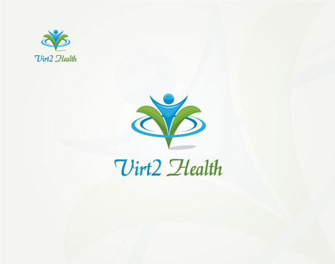 Virt2 Health A Logo, Monogram, or Icon  Draft # 115 by AlviStudio