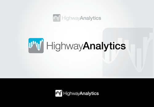 Highway Analytics A Logo, Monogram, or Icon  Draft # 45 by Kakie